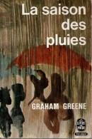 La Saison Des Pluies Par Graham Greene - Le Livre De Poche N°974 - Avventura