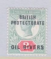 OIL  RIVERS  3  * - Nigeria (...-1960)