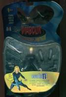 Figurine En Plastique Avec Acessoire Dans Boitier Diabolik Sur Les Traces De La Panthere Ed M6 - Beeldjes
