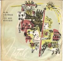 Doppelquartett Mitt Orchester Orgel Und Kirchernglocken – O Du Frohliche / Stille Nacht, Heilige Nacht VG+/VG - Vinyl Records