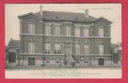 Luttre - Maison Communale - 190?  ( Voir Verso ) - Pont-à-Celles