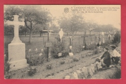 Labouxhe-Melen - Tombes Des Martyrs, Fusillés Par Les Allemands, Le 6 Août 1914  ( Voir Verso ) - Soumagne