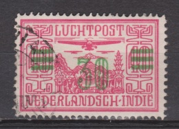 Nederlands Indie Netherlands Indies Luchtpost 12 Used; Vliegtuig, Flugzeuge, Avion, Avion, Aeroplanes, Airoplane 1932 - Nederlands-Indië