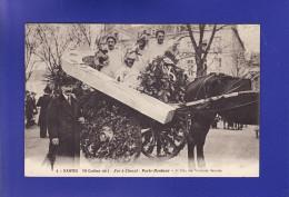 Nantes Char 1913  Fer A Cheval Char Porte Bonheur (Très Très Bon état ) Ww168) - Manifestations