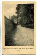 17753   -   Wez Par Hollain   -   Etablissement Des Dames De St Charles   -   Avenue - Brunehaut