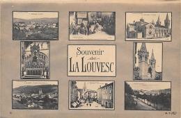 ARDECHE  07  LA LOUVESC    SOUVENIR  VUES MULTIPLES - La Louvesc