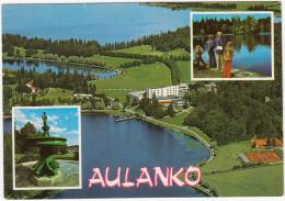 Aulanko - Hämeenlinna - 4 TENNIS-COURTS  - (Suomi/Finland) - Finland