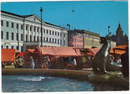 Helsinki - Helsingfors: Marketday  - (Suomi/Finland) - Finland