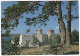 Savonlinna - Olavinlinna, 1475  - (Suomi/Finland) - Finland