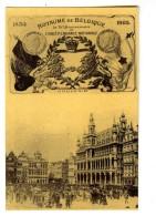 17754   -   Royaume De Belgique 1830-1905   Le 75e Anniversaire De L´Indépendance Nationale - Geschiedenis