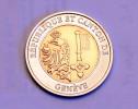 Schweiz - Suisse - Pièce De 1 Sablier - République Et Canton De Genève - Monnaies