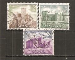 España/Spain-(usado) - Edifil  2093-97 - Yvert  1747-51 (o) - 1931-Today: 2nd Rep - ... Juan Carlos I