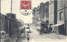 SOMME - 80 - MERS LES BAINS - Station Du Tramway - Mers Les Bains