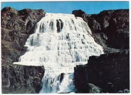 Fjallfoss I Dynjandi - The Waterfall Fjallfoss, West Fjords - (Iceland) - IJsland