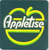 #D109-081 Viltje Appletise - Sous-bocks