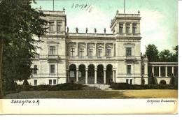 Sassnitz Schloss Dwasiden - Deutschland