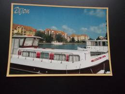 DIJON Le Port De Plaisance  Années 1960/70 - Dijon