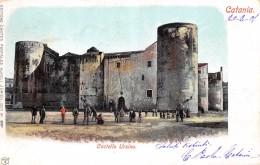 CATANIA.- CASTELLO URSINO - Catania