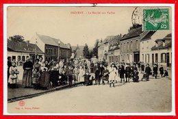 62 - FREVENT -- Le Marché Aux Vaches - France