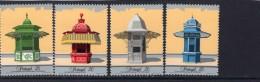 1650 - 1653 Lissabonner Kioske MNH ** Postfrisch - 1910-... Republic