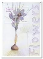 Guyana 2003, Postfris MNH, Flowers - Guyana (1966-...)