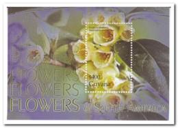 Guyana 2007, Postfris MNH, Flowers - Guyana (1966-...)