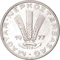 Hongrie, 20 Fillér, 1977, Budapest, SUP, Aluminium, KM:573 - Hongrie