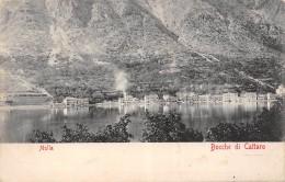 MULLA.- BOCCHE DI CATTARO - Eslovenia