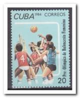 Cuba 1984, Postfris MNH, Olympic Games - Ongebruikt