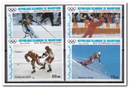 Mauritanië, Postfris MNH, Olympic Games - Mauritanië (1960-...)