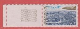 1968 ** (sans Charn., MNH, Postfrisch)  Yv  PA 21Mi  777 - Luxembourg