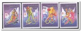 Mauritanië 1990, Postfris MNH, Olympic Games - Mauritanië (1960-...)