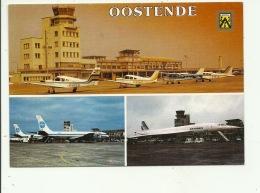 Oostende Middelkerke Luchthaven Aéroport Airport - Oostende