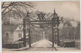 VALS LES BAINS (07) - MONUMENT AUX MORTS - Vals Les Bains