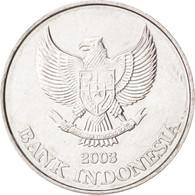 Indonésie, 200 Rupiah, 2003, Perum Peruri, SUP+, Aluminium, KM:66 - Indonesia