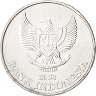 Indonésie, 500 Rupiah, 2003, Perum Peruri, SPL, Aluminium, KM:67 - Indonésie