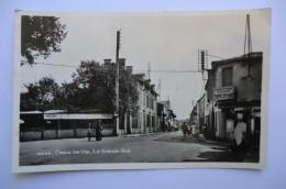 CPA 85 VENDEE SAINT GILLES CROIX DE VIE. CROIX DE VIE. La Grande Rue. - Saint Gilles Croix De Vie