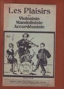 Les Plaisirs Du Violoniste Mandoliniste Accordeoniste  N° 1 - Autres