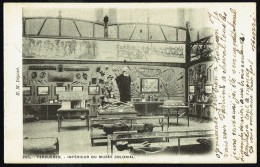 TERVUEREN - Musée - Salle Des Mammifères - Circulé - Circulated - Gelaufen - 1901. - Tervuren