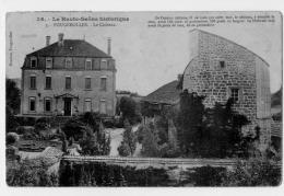FOUGEROLLES LE CHATEAU SERIE LA HAUTE-SAONE HISTORIQUE - France