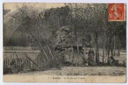 LARDY LA ROCHE QUI TOURNE - Lardy