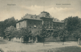 DE SAARLOUIS / Königl Landratsamt / - Germany