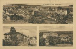 DE SCHOMBERG / Schwarzwaldheim, Neue Heilanstalt / - Schömberg