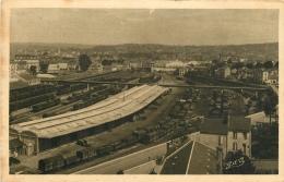 CPA Vichy-Vue D'ensemble De La Gare      L2164 - Vichy