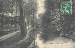 SOMME - 80 - MONCHY LAGACHE - L'Omignon Et Le Pont - Autres Communes