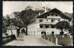 OBERPINSWANG- TYROL- OSTERREICH _  Gasthof SAULING - Recto Verso- Paypal Free - Reutte