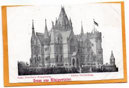 Gruss Aus Konigswinter 1900 Postcard - Koenigswinter