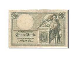 Allemagne, 10 Mark, 1904-1906, KM:9b, 1906-10-06, TB - [ 2] 1871-1918 : Duitse Rijk