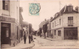 ISLE-ADAM - L'Avenue Des Bonshommes - L'Isle Adam