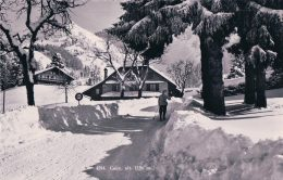 Caux Sous La Neige (4394) - VD Vaud